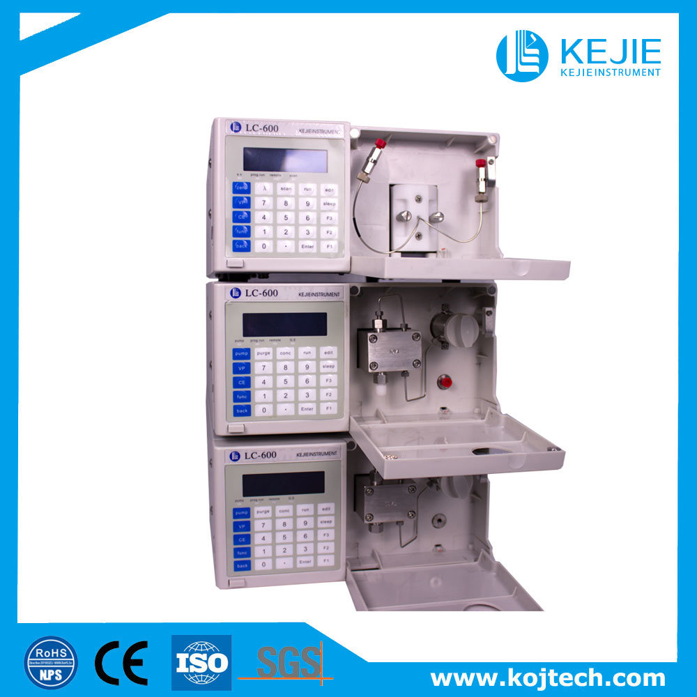 Gradient High Peformance Liquid Chromatography/Polymer Laboratory Analysis Instrument/ HPLC