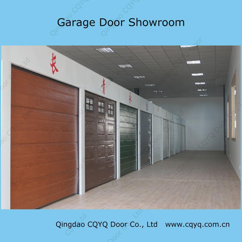 Automatic gate garage door