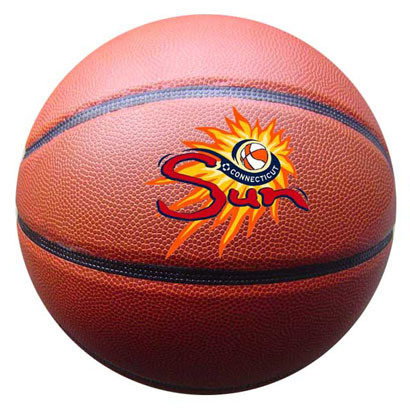 Basketball, Size 7, High Quality PVC Laminated Cover (B02101)