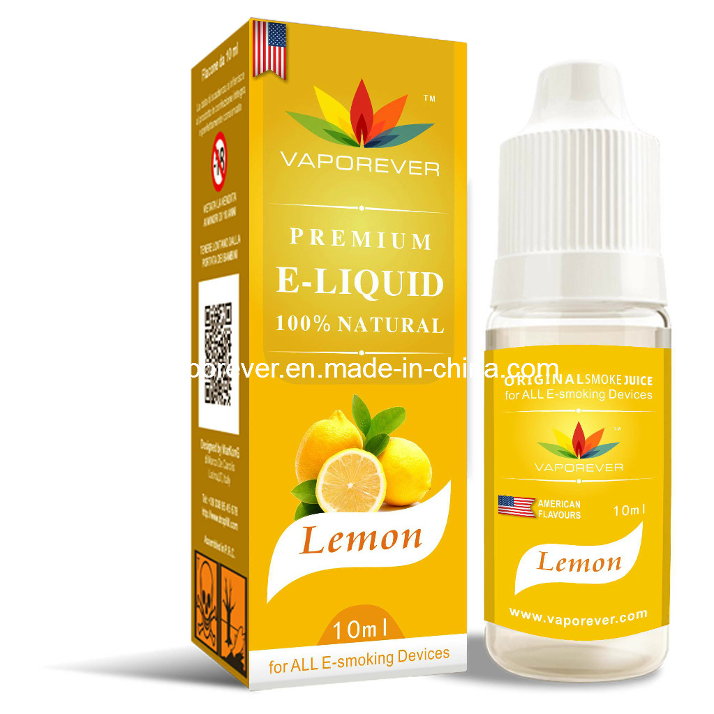 E-Cigarette Juice with Double/Mixed for EGO Ecig with Nicotine 0-36mg