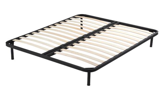 Steel Slat Bed Frame Queen
