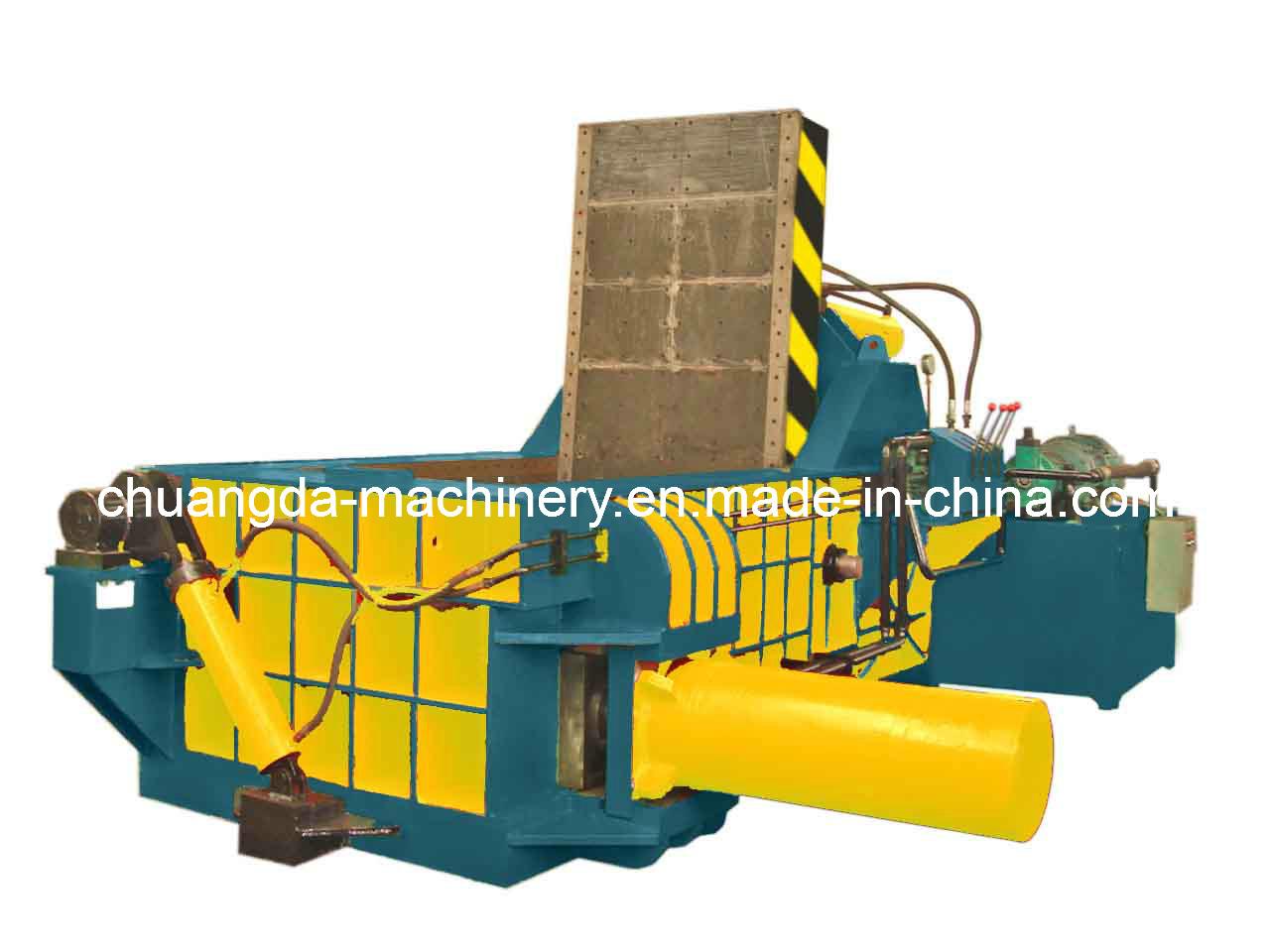 Hydraulic Metal Baler (YD2500)