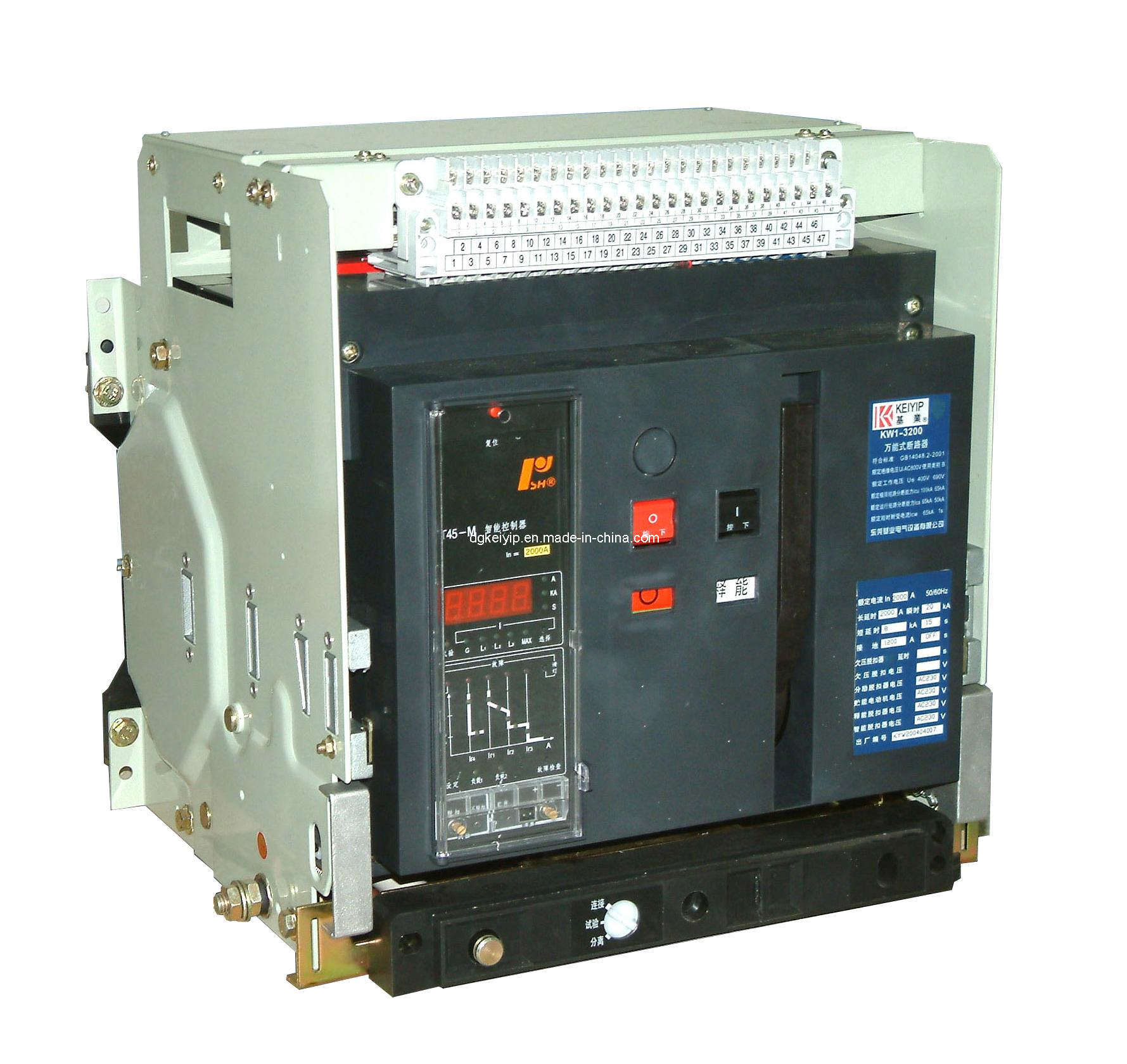 China Circuit Breaker Enclosure Box 56cb4nw China Circuit Breaker