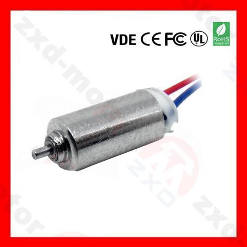 China Cyclinder Coreless Dc Micro Motor For Rc Car