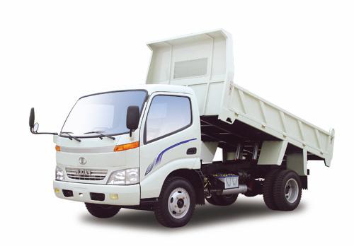 Mudan 3.5 Ton Dumper Trucks