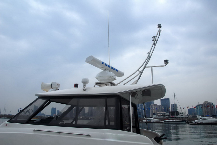 Fishing Boat SUV42