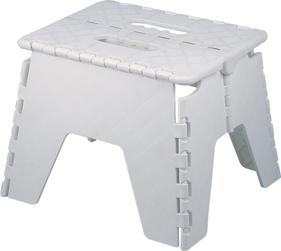 China Plastic Folding Step Stool (FS003) Photos & Pictures - Made-in-china.com