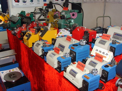 Rush Machinery Drill Grinder - Ocean Machinery - One-Stop Shopping