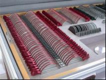 266 Pieces Trial Lens Set (TIM) with Aluminium Alloy Case