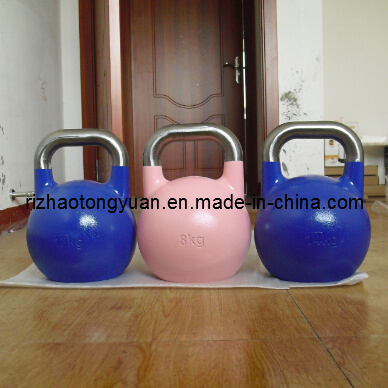 High Quality Precision Kettlebell