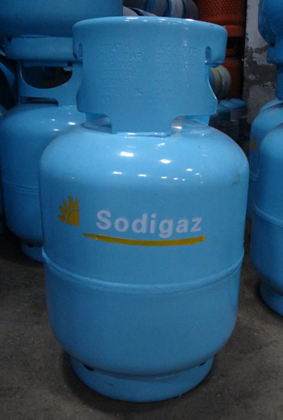 how to change cooking gas tank
