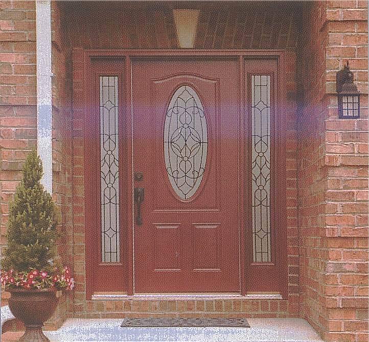Home entrance door fiberglass doors for Fiberglass front doors
