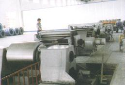 Steel Drum Making Machine Of De-Coil, Level, Measurement Cutting