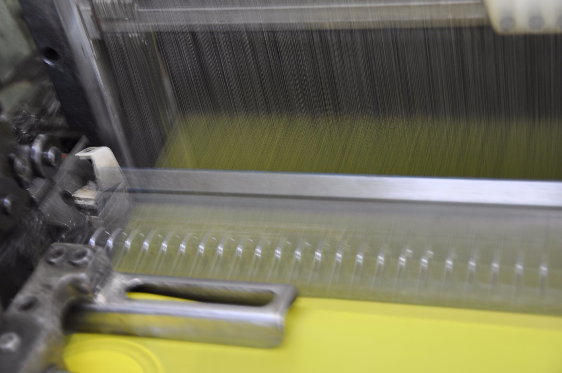 Dpp90t-45y Yellow Monofilament Polyester Screen Printing Mesh