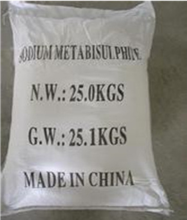 Sodium Metabisulfite Food Grade