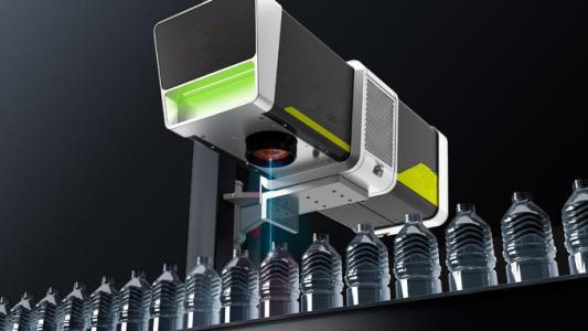Flying Optical Fiber Laser Marking Machine (FM-O 20W)