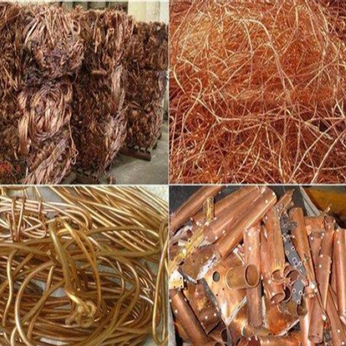 High Purity Copper Wire Scrap 99.9%