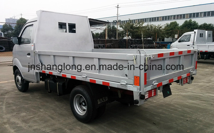 China 4X2 Diesel Light Dump Truck 1.5ton--Rhd