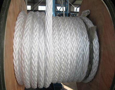 Solid Braided Nylon Rope 112