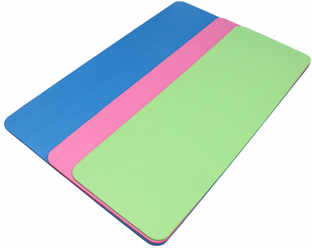Children Practice Kids Natural Rubber No Slip Yoga Mat 120 X 60cm
