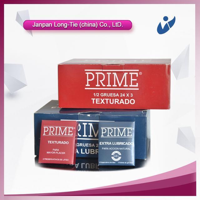 OEM Bulk Male Condom with Good Quality