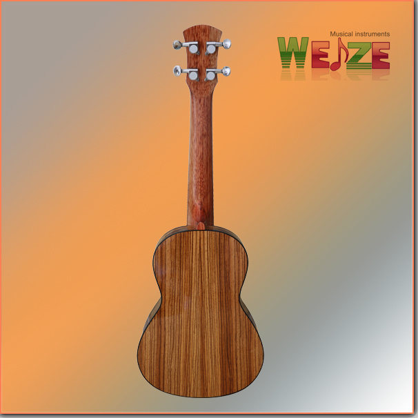 Hot Sale Spruce+Zebrawood Plywood Ukulele