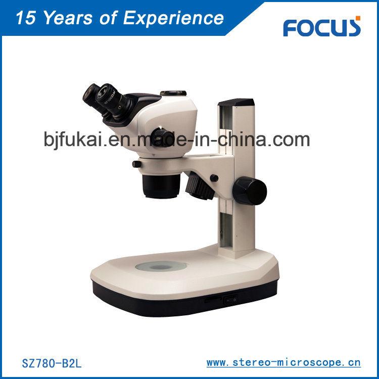 High Quality 0.66~5.1X Metallurgical Microscope for Coaxial Illumination Microscopy