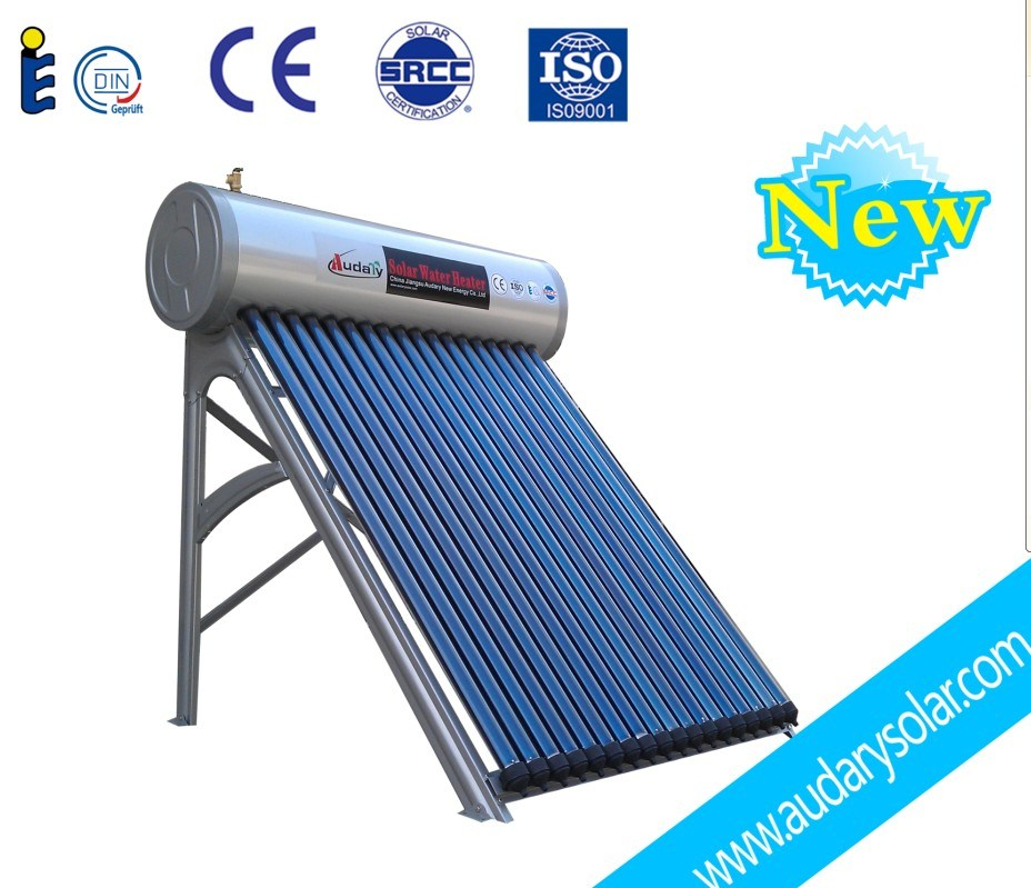 High Pressure Compact Solar Water Heater China Solar