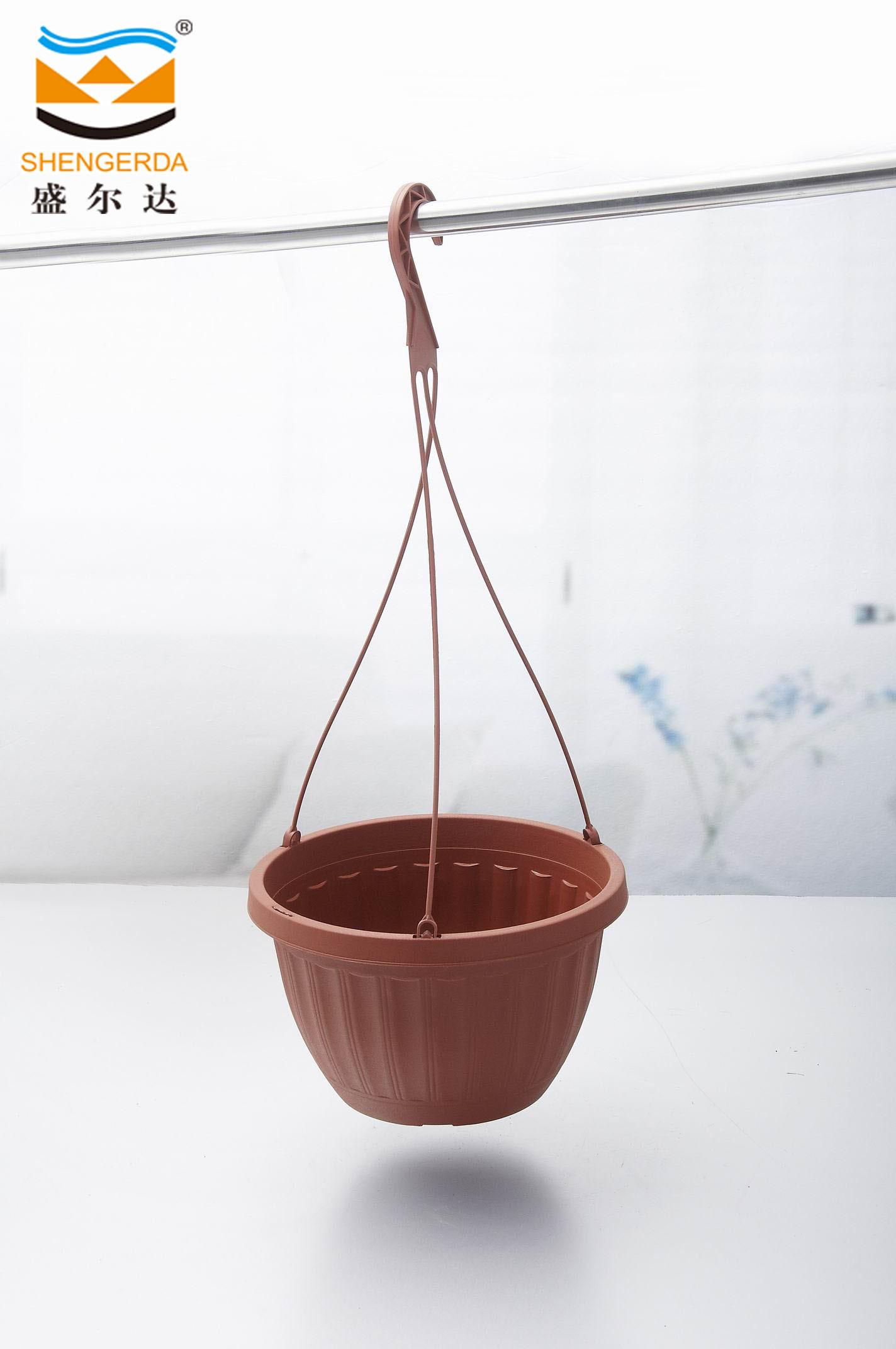 Hanging Plant Pots (HG-1007) - China Plastic Flower Pot, Garden Pots