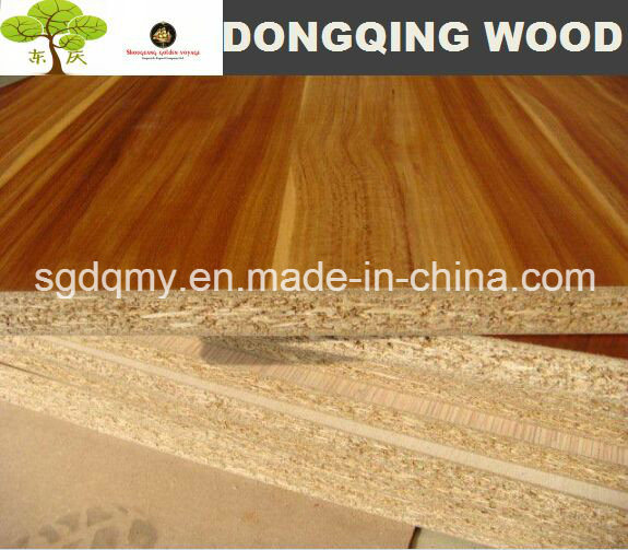 Hot Sale Melamine Face Chipboard/Particle Board for Indoor Usage
