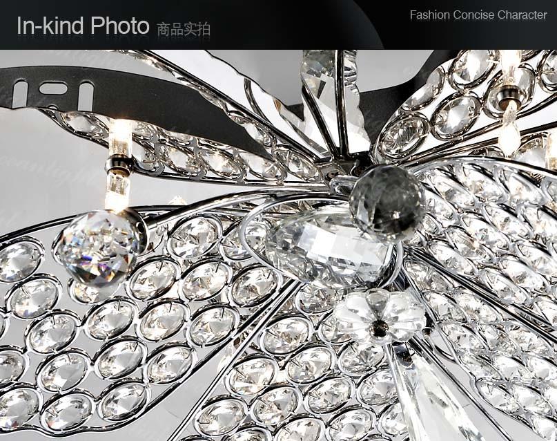 Modern Crystal Chandelier Lighting Om8920-10c (OM8920-10C)