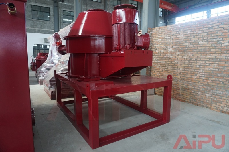 Cuttings Dryer for Drilling Waste Management in Oilfield