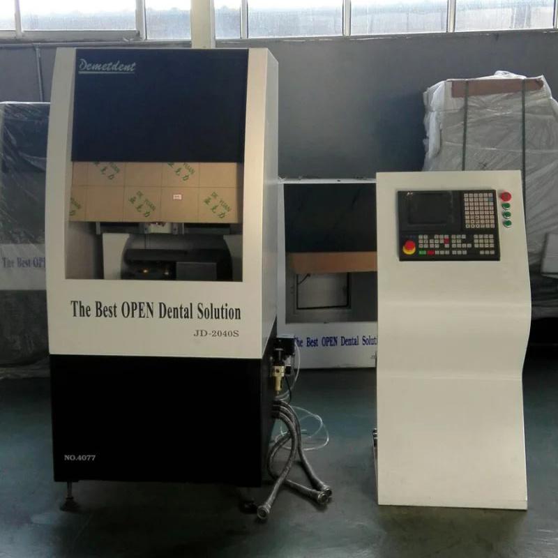 Jd-2040s CNC Metal Dental Milling Machine for Lab