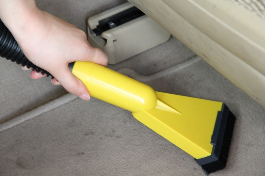 Strong Suction Car Vacuum Cleaner