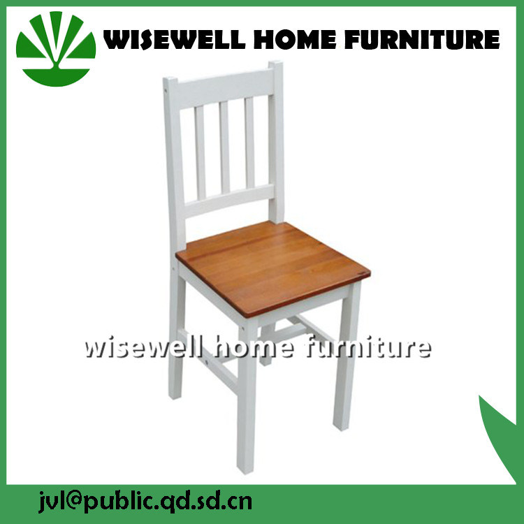 Solid Wood Dining Room Furniture with 2 Chairs (W-DF-0621)