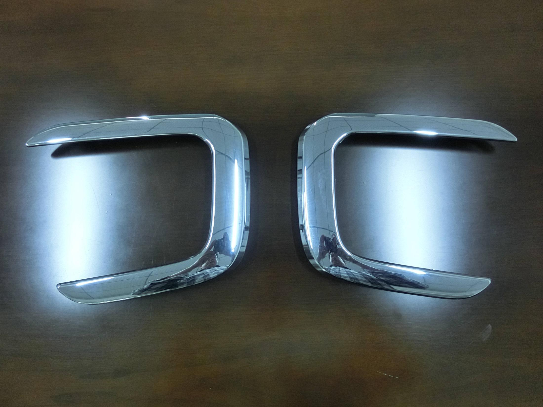Auto Interior of Fog Lamp Outer Injection Mould