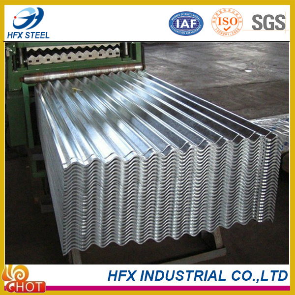 Galvanized Calamine Steel Roofing Sheets