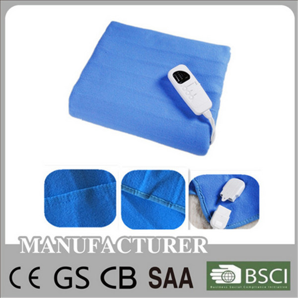 Electric Mattress with Automatic Temperature Sensing System