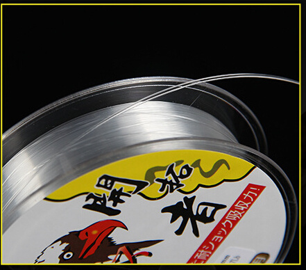 Import Raw Line High Strength Fishing Line Nylon Fishing Line