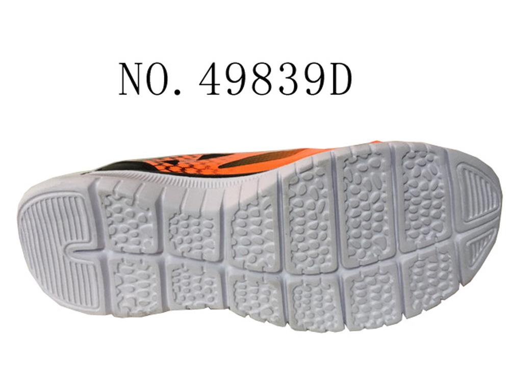 No. 49839 Two Colors Men Sport Stock Shoes