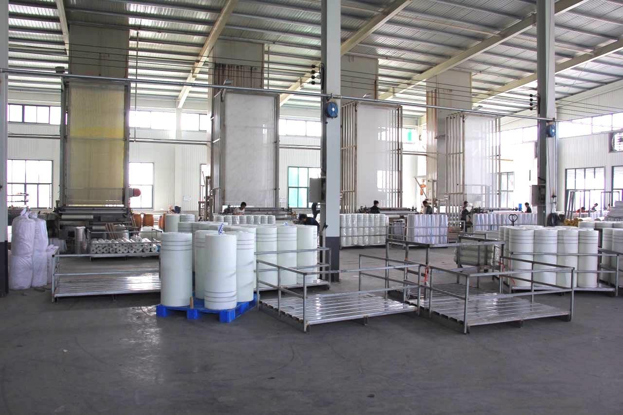 145g High Quality White Alkali-Resistant Fiberglass Mesh