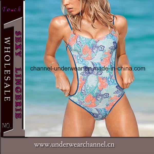 Hot Sale Sexy Women One-Piece Monokini Teddy Swimsuits