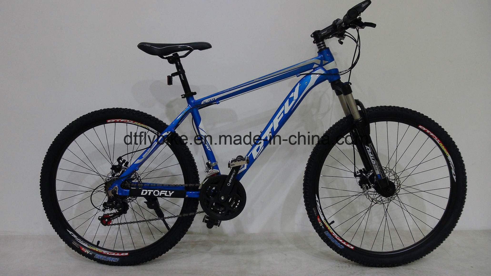 "Bike: 26"" 6700, Mountain Bike, with Shimano 21s, Disc-Brake"