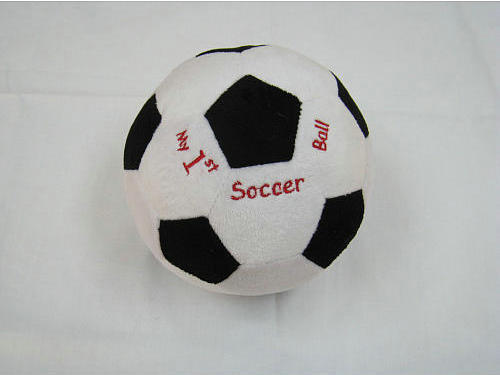 Super Soft Safe Stuffed Plush Soccer Ball Kid Toy Child Toy for Sale