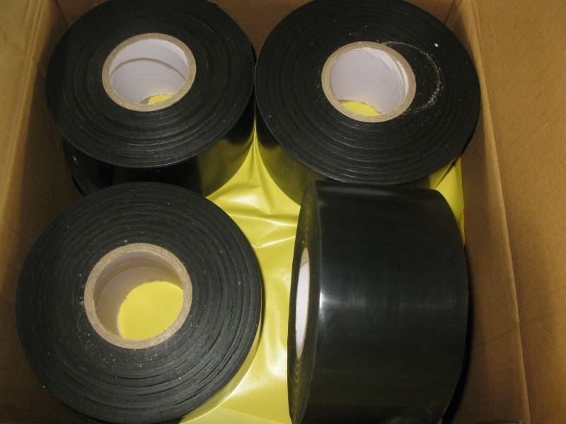 Polyethylene Anticorrosion Inner Pipe Wrap Butyl Tape, PE Underground Anticorrosion Pipe Wrap Tape, Wrapping Adhesive Duct Tape