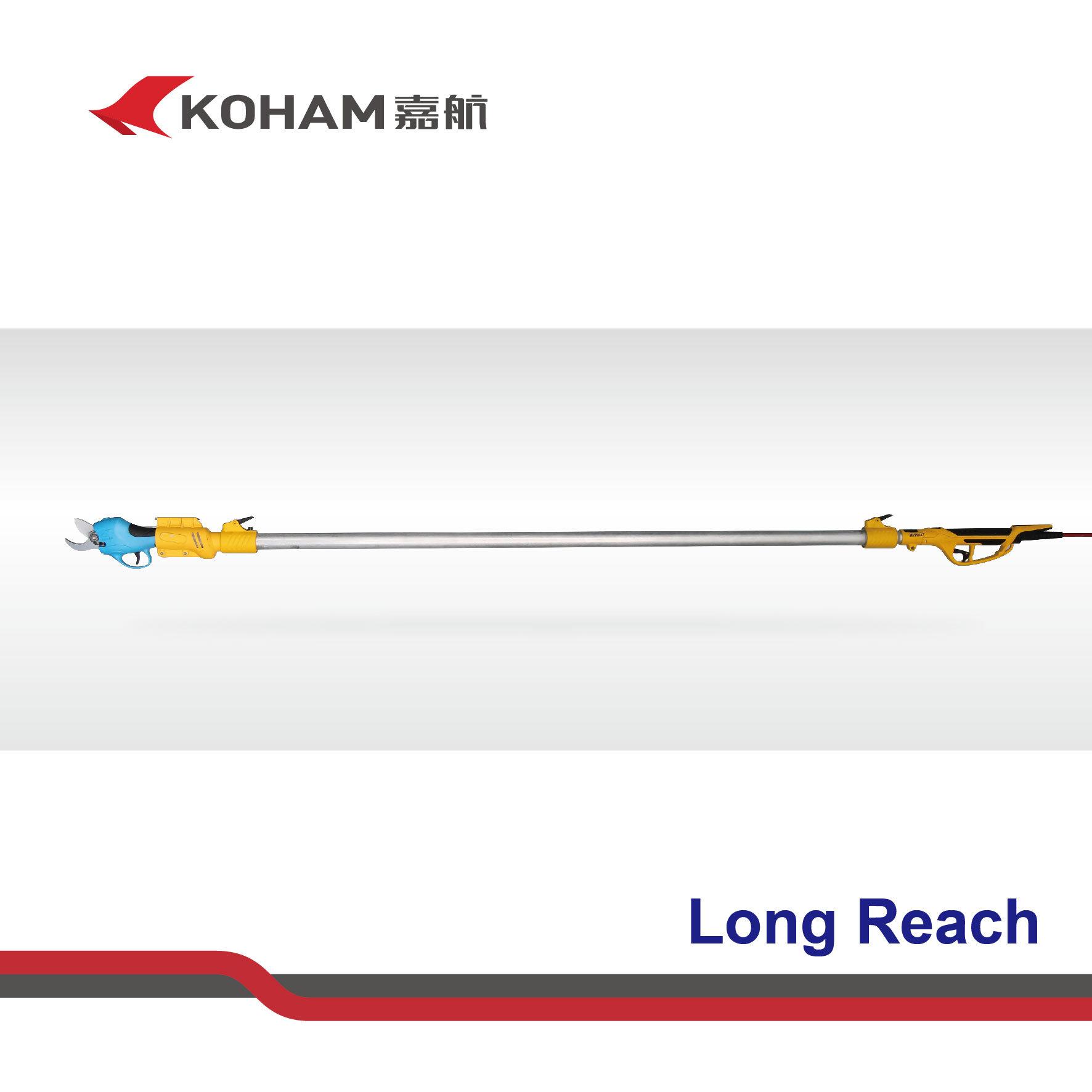 Koham Tools Long Reach Cutting Lithium
