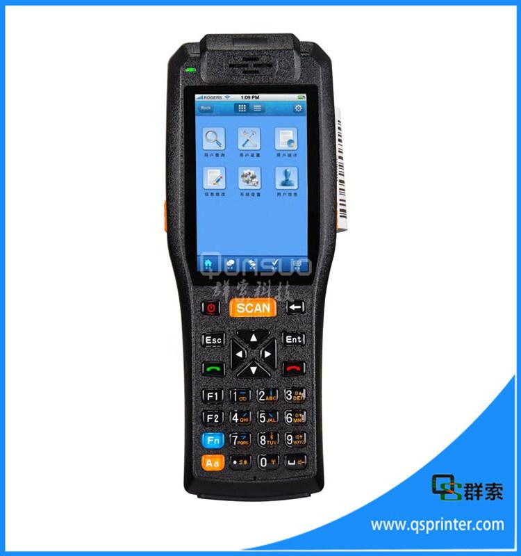 PDA Hf RFID Reader 4.2 OS Android Barcode Scanner Terminal
