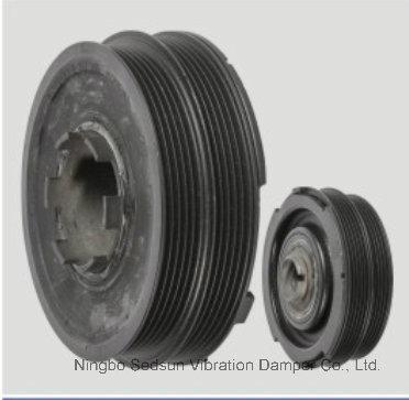 Torsional Vibration Damper / Crankshaft Pulley for BMW 11232247565
