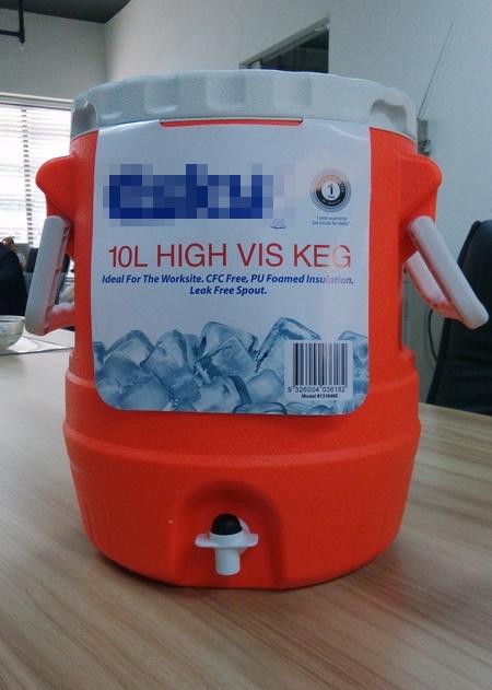 Cooler Box, Cooler Jug, 10L Cooler Barrel
