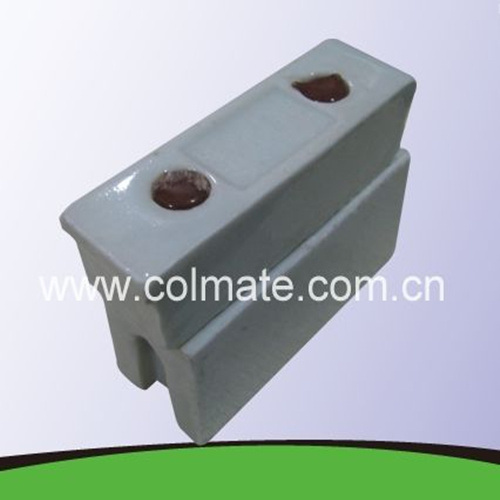 Low Voltage Porcelain/Ceramic Fuse Base with CE Certificate